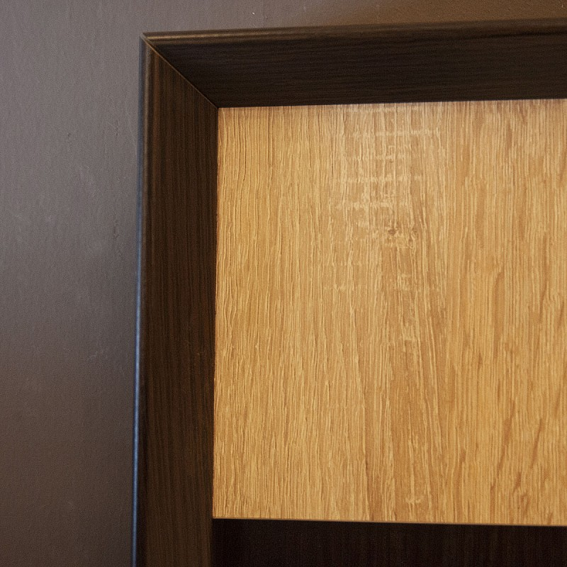 Σετ Κρεβατοκάμαρας Scarlet 3 τεμ Κρεβάτι Μονό+Ντουλάπα+Κομοδίνο Σονόμα-Βέγκε 90x200 SO-SCARLETSET1