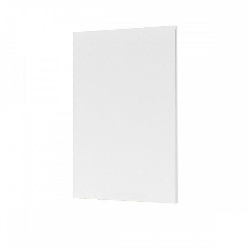 Charlotte Πλαϊνό Κουζίνας Λευκό 82x58εκ SO-CARLPLAINO
