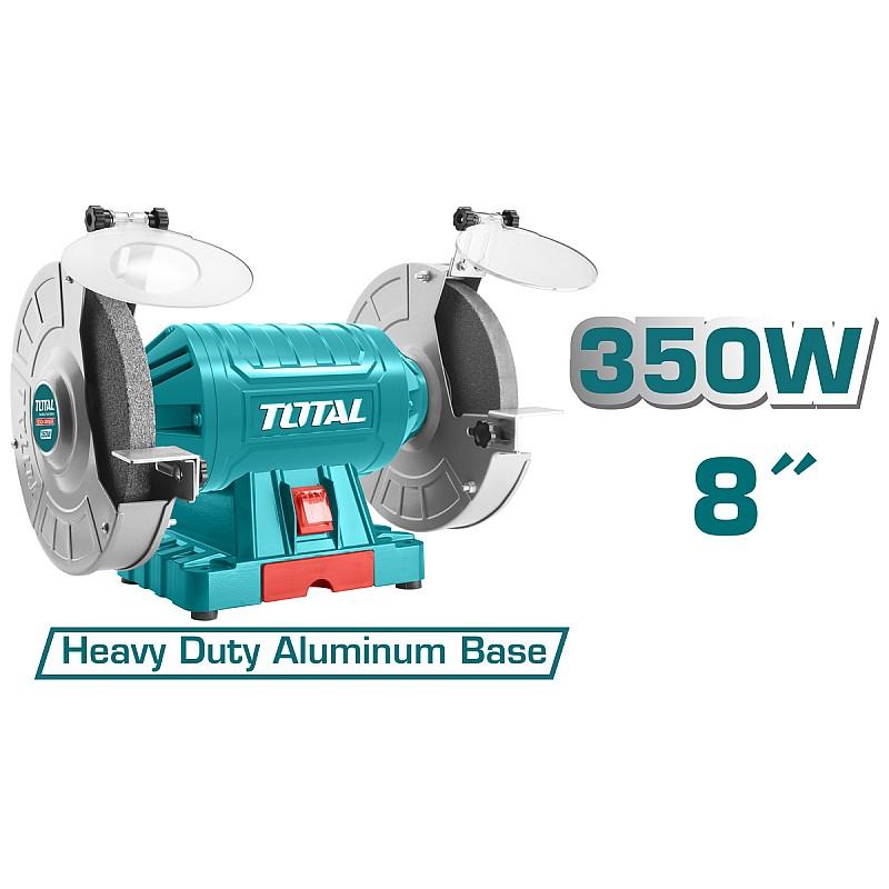 TOTAL ΔΙΔΥΜΟΣ ΤΡΟΧΟΣ 350W (TBG35020)