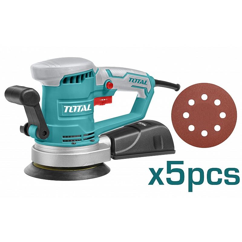 TOTAL ΕΚΚΕΝΤΡΟ ΤΡΙΒΕΙΟ 450W (TF2041506)