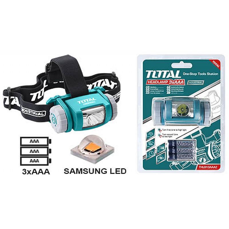 TOTAL ΦΑΚΟΣ ΚΕΦΑΛΗΣ LED (THL013AAA2)
