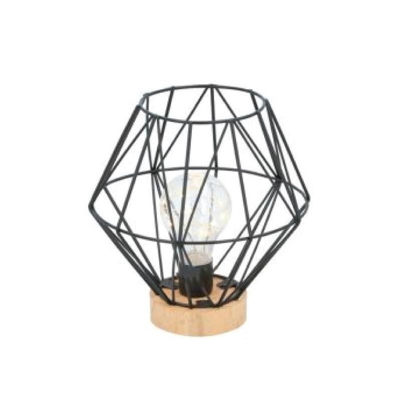 Φωτιστικό 14841 Grundig LED Μπαταρίας Με Μεταλλικό Σκελετό Και Ξ