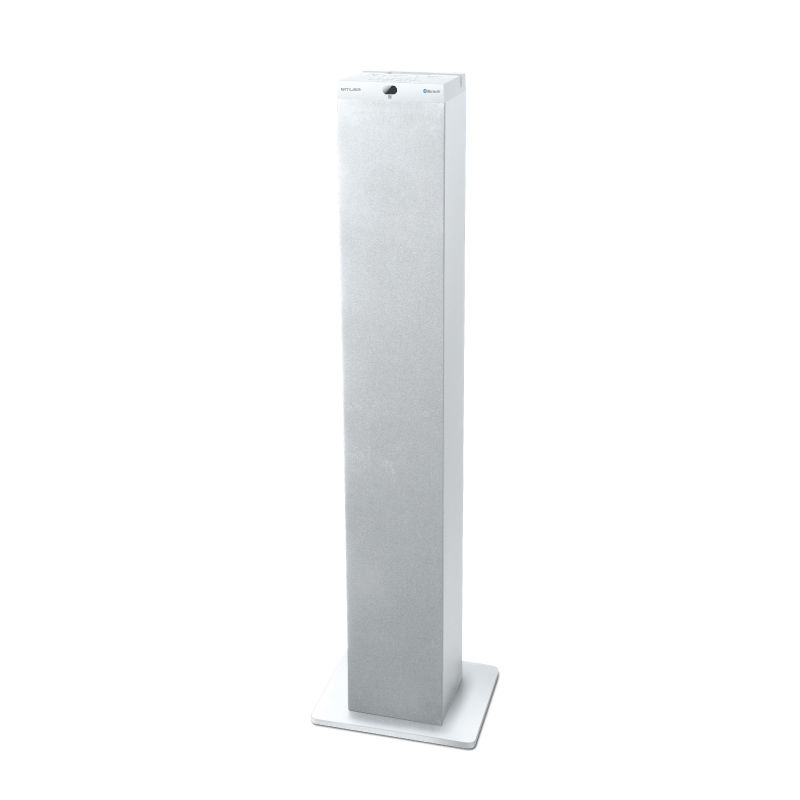 Ηχείο Bluetooth-Ραδιόφωνο M-1250BTW MUSE ΛΕΥΚΟ 60W
