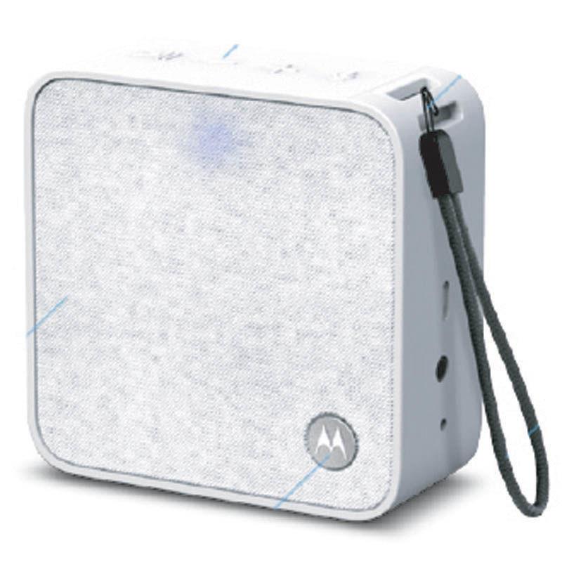 Ηχείο Bluetooth Motorola Sonic Boost 210 Λευκό