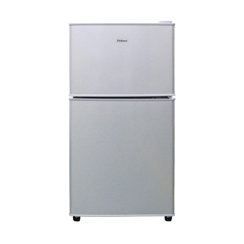 Ψυγείο Mini PRMB-50042 Primo 118L A+ Δίπορτο 4*Freezer Silver