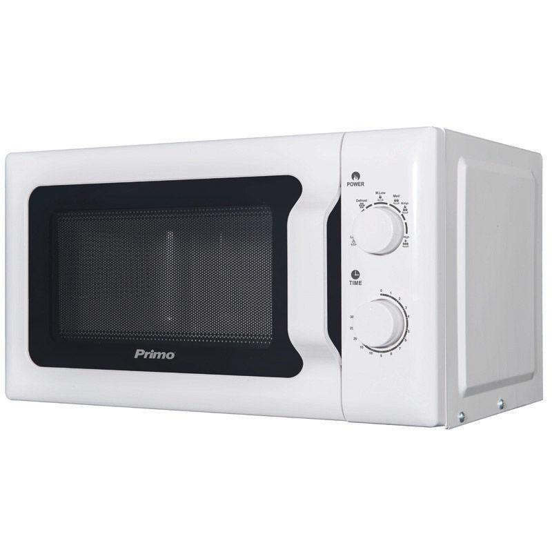 Φούρνος μικροκυμάτων PRMW-40245 Primo 20L 700W Λευκός