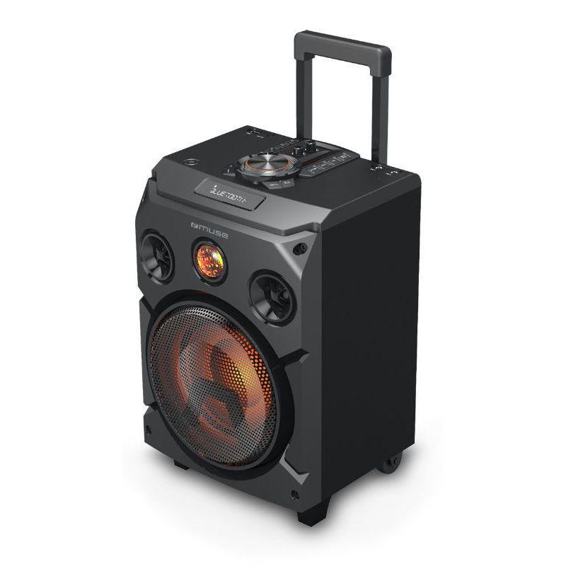 Party Box Bluetooth-Ραδιόφωνο Με Μικρόφωνο M-1915DJ MUSE