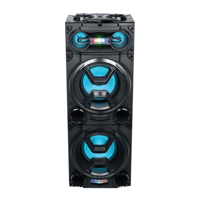 Party Box Bluetooth Με Μικρόφωνο M-1986DJ MUSE