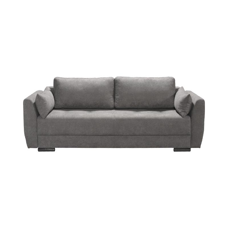 Καναπές-κρεβάτι Albak μπεζ χρώμα 231*97*75 Fylliana 21029005