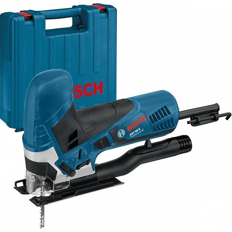 Σέγα 650w σε βαλίτσα μεταφοράς GST 90 E Bosch