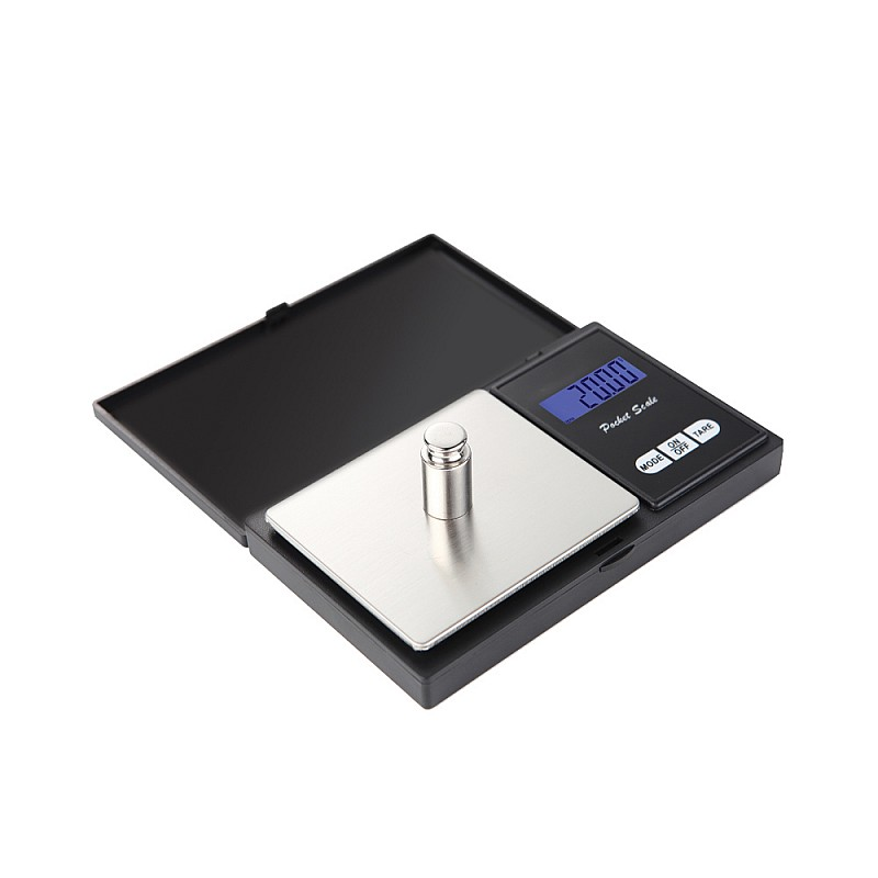 Ψηφιακή ζυγαριά ακριβείας CS-500gr