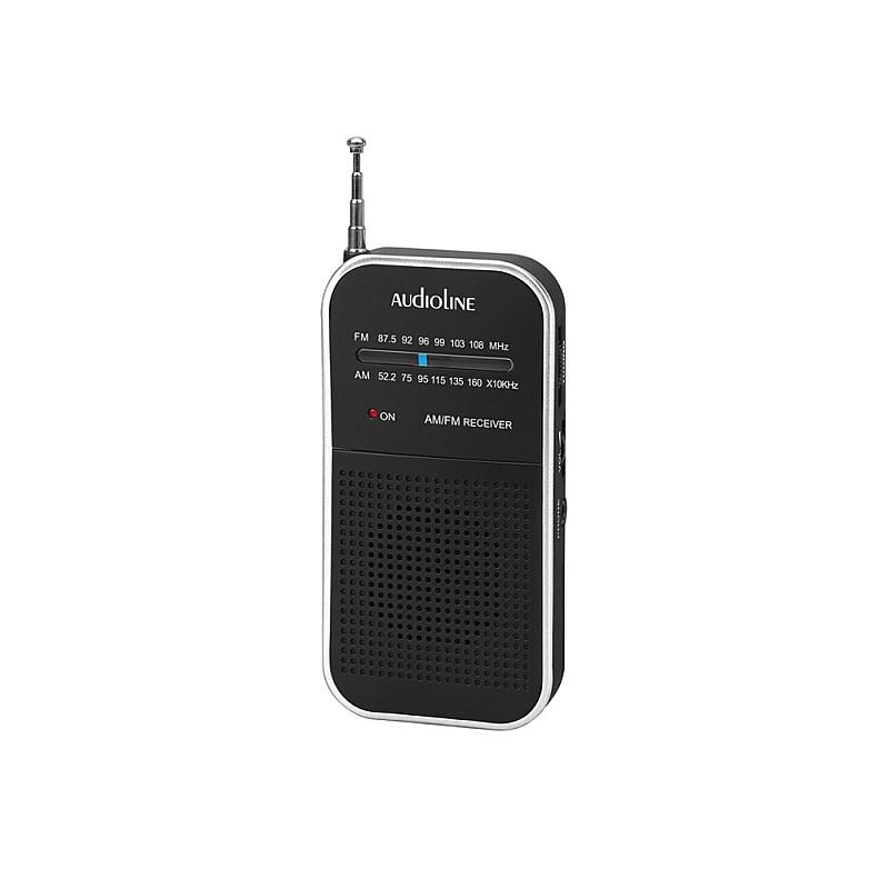 Αναλογικό ραδιόφωνο μπαταρίας TR-350