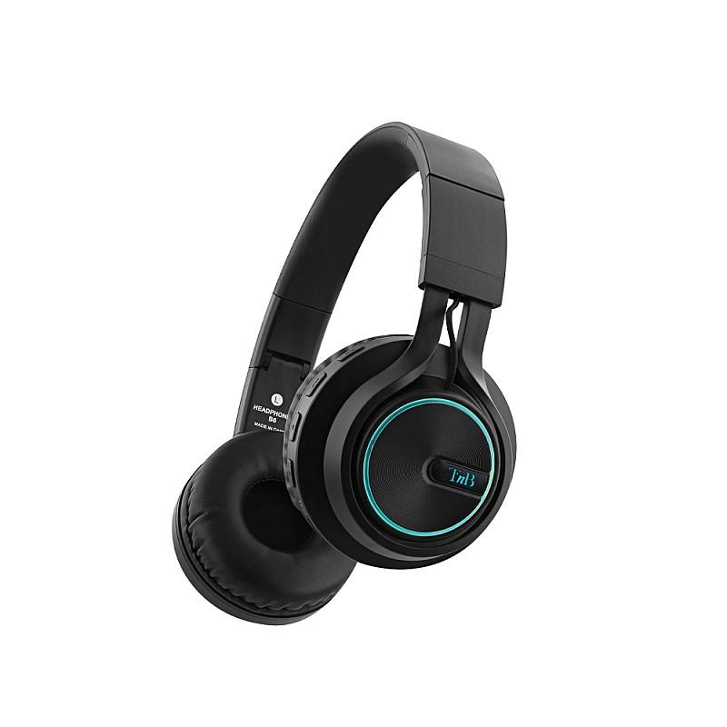 Ακουστικά κεφαλής BLUETOOTH 3 ΣΕ 1 με 3 λειτουργίες σε ένα ακουστικό για πλήρη και ποικίλη χρήση