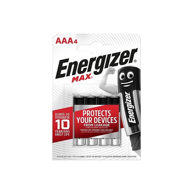 Αλκαλικές μπαταρίες AAA-LR03