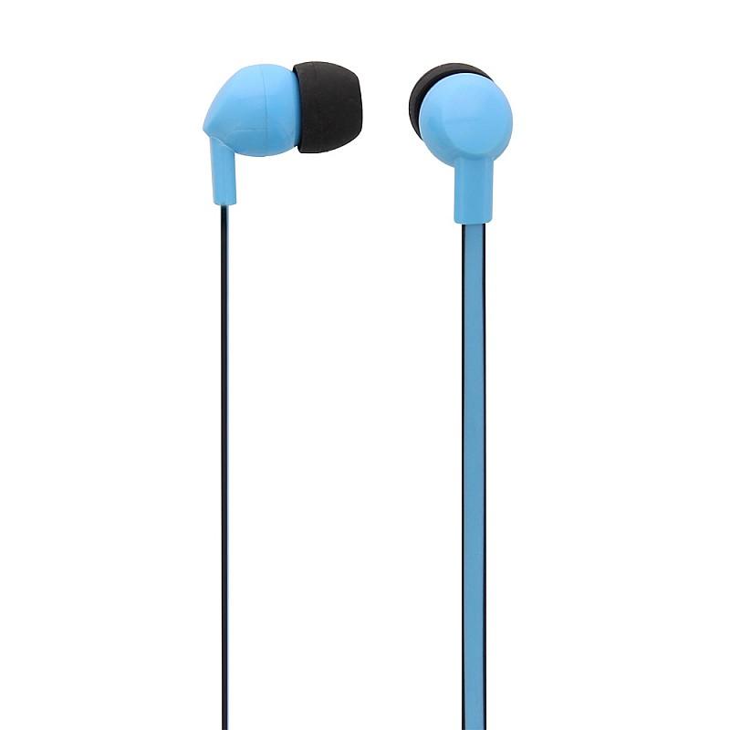 Ακουστικά ψείρες με μικρόφωνο Μπλε ESBCBL