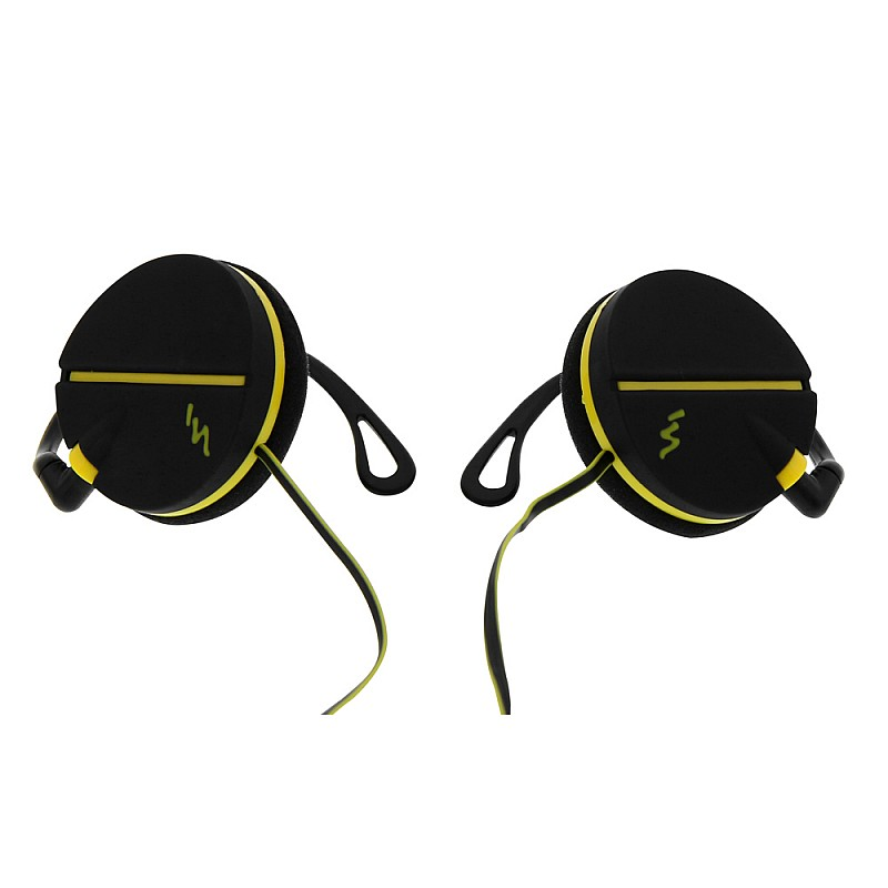 Sport ακουστικά με μοντέρνο σχεδιασμό Κίτρινο CSSPCLIP