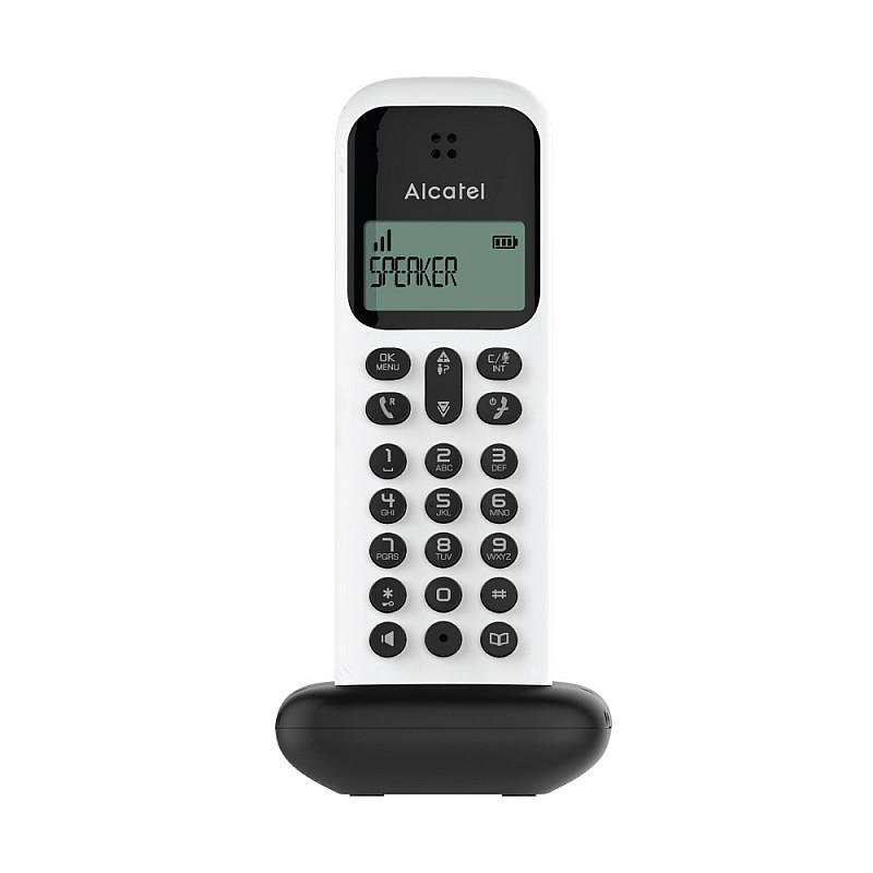 Ασύρματο τηλέφωνο Λευκό D285