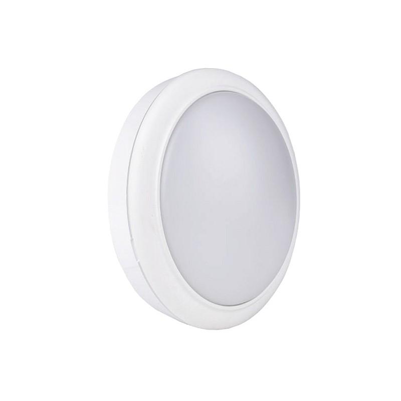Φωτιστικό LED Εξωτερικού Χώρου Στογγυλό BL111-8W-C Λευκό