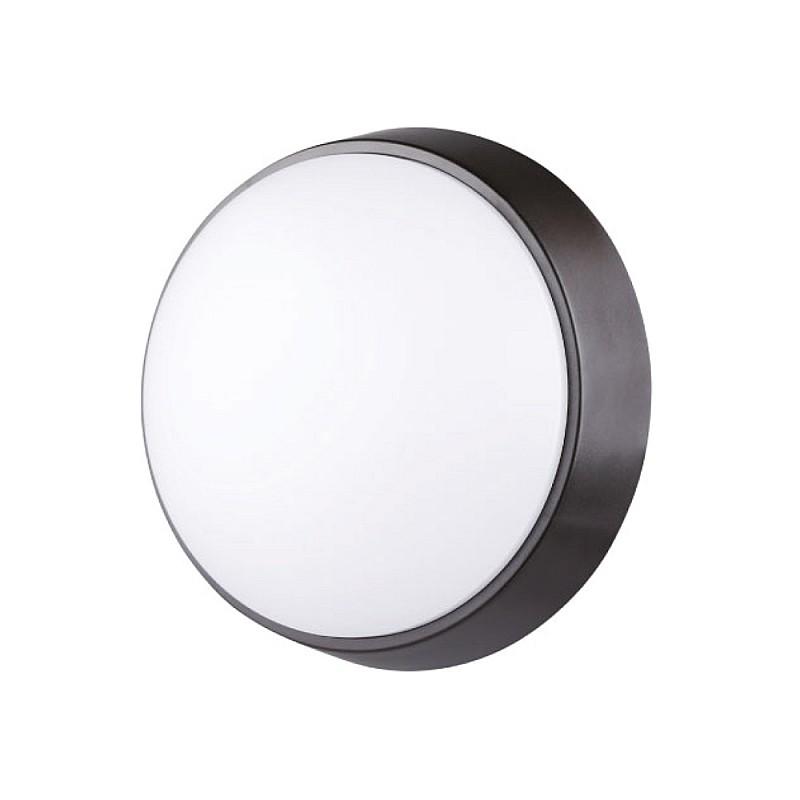 Φωτιστικό LED Εξωτερικού Χώρου Στρογγυλό MΥ2S10XA1 10W Μαύρο