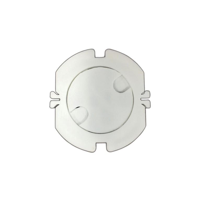 Καπάκι πρίζας σούκο για παιδική προστασία Λευκό KF-BP-02