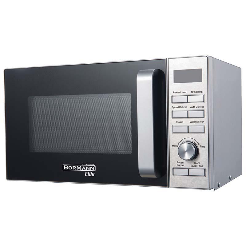 Φούρνος μικροκυμάτων 700W 25Lt Bormann 035053