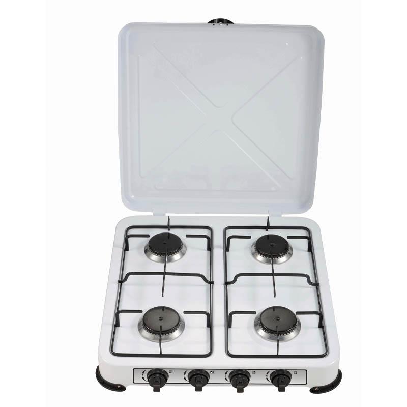 Τετραπλή επιτραπέζια εστία υγραερίου BLG6000 026471
