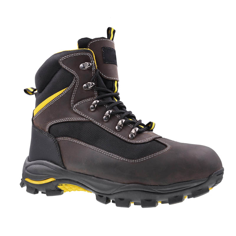 Παπούτσια εργασίας Bormann ALPINE με προστασία S3 Νο 43 030522