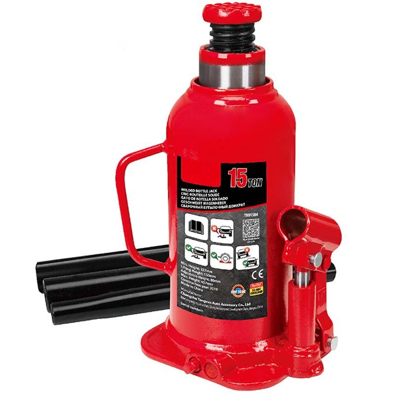 Υδραυλικός γρύλλος μπουκάλας Bormann 15ton BWR5020 011187