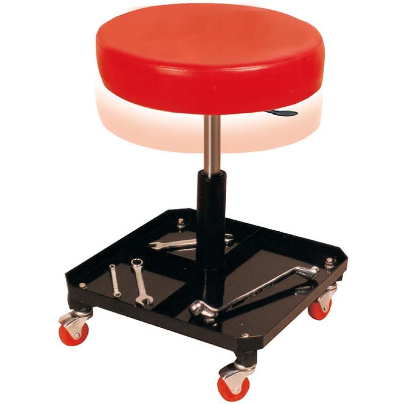 Κάθισμα συνεργείου Bormann πτυσσόμενο με θήκη εργαλείων BWR5056 012221