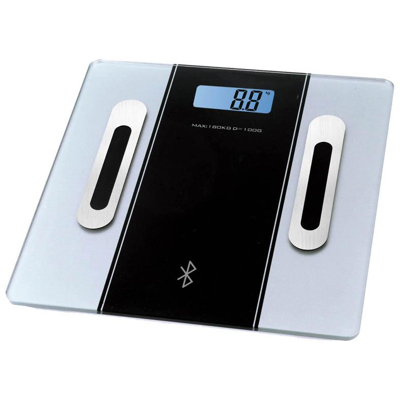 Ψηφιακή Ζυγαριά Μπάνιου Bluetooth BWS1800 Bormann 025719