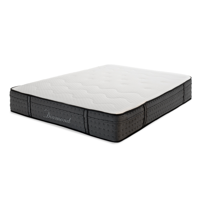 Στρώμα Diamond Pakoworld Pocket Spring+Gel Memory Foam 25-27Cm 150X200Εκ