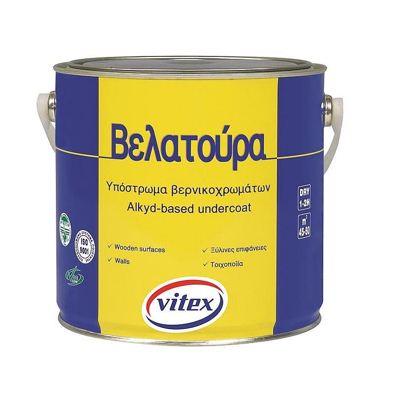 Βελατούρα διαλύτου Vitex 2,5L