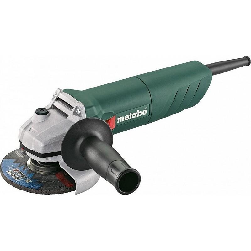 Metabo WEV 850-125 Τροχός 125mm Ρεύματος 850W 603611000