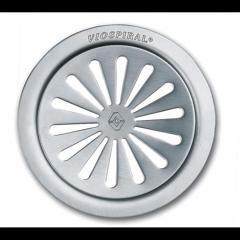 Σχάρα inox Ø120 Viospiral 15-1415