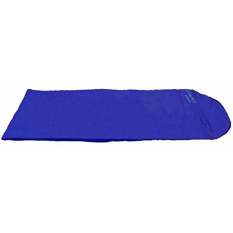 Υπνόσακοι MOMBASA μπλε με μαξιλάρι 220Χ75εκ., 300γρ. Campus 210-1285-1