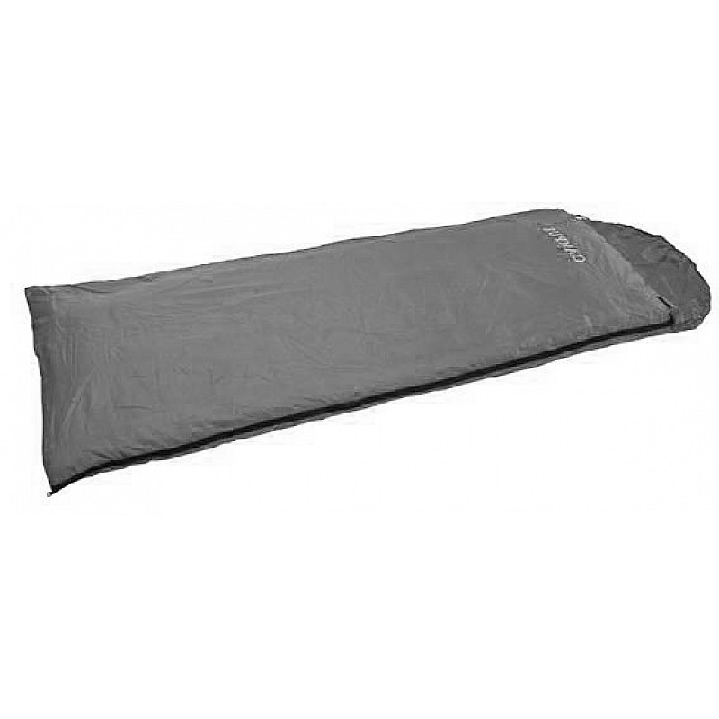 Υπνόσακοι MOMBASA γκρι με μαξιλάρι 220Χ75εκ., 300γρ. Campus 210-1285-10