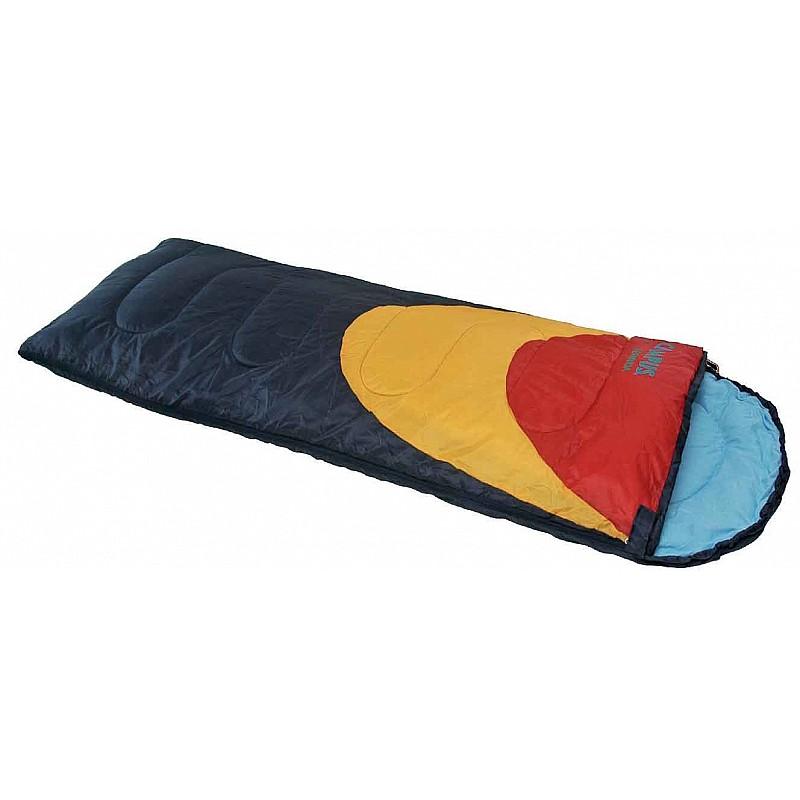 Υπνόσακοι MOMBASA VERMUDA με μαξιλάρι 220Χ75εκ., 300γρ. Campus 210-1285-24