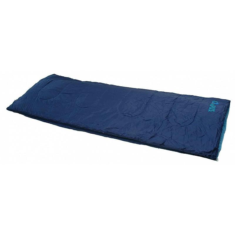 Υπνόσακος SIMPLE μπλε χωρίς μαξιλάρι Campus 210-3876-1