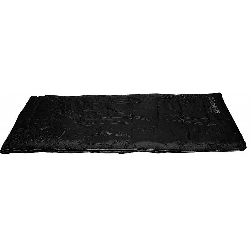 Υπνόσακος SIMPLE  μαύρος χωρίς μαξιλάρι Campus 210-3876-14