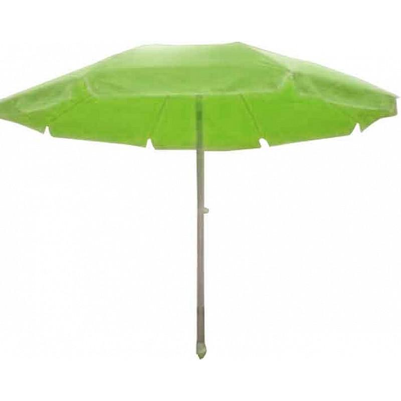 Ομπρέλα βεράντας-κήπου- θαλάσσης λαχανί 2m αλουμινίου με αυτόματη περιστροφή Campus 372-5497-3