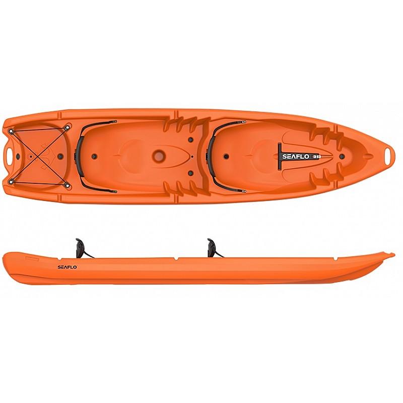 Kayak 340,5εκ. 2 θέσεων πορτοκαλί Campus 72-35051-2