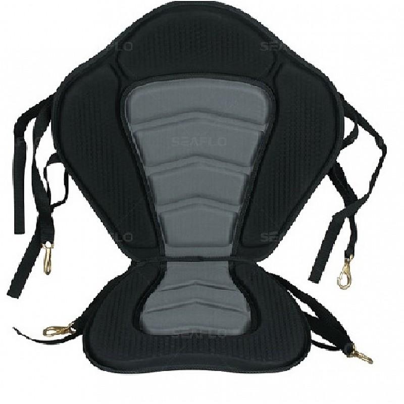 Κάθισμα για Kayak μαύρο-γκρι Campus 77-34887