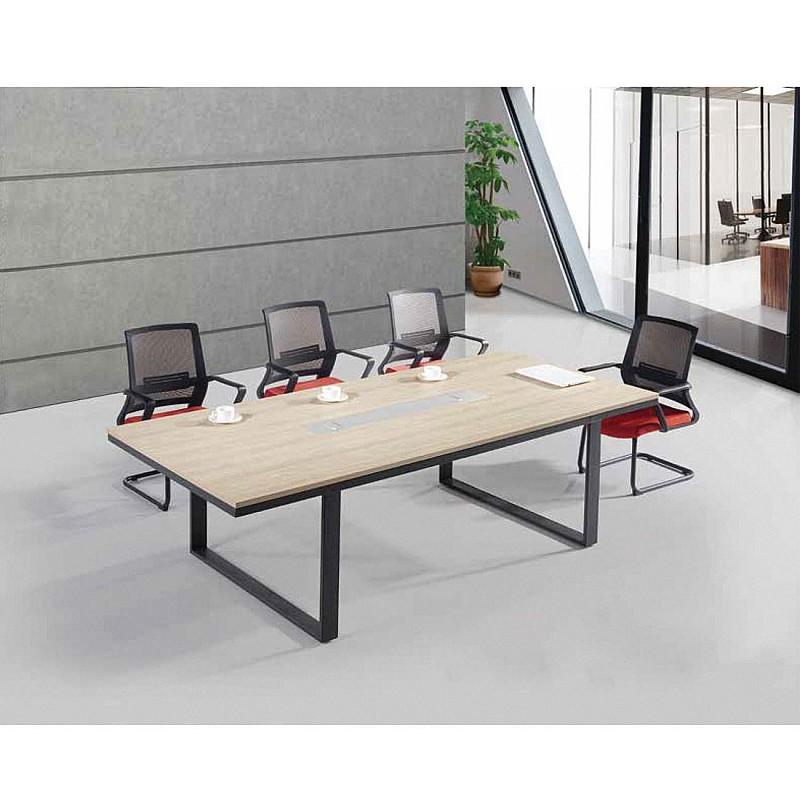 PROGRESS τραπέζι συνεδρίου Elm/Grey