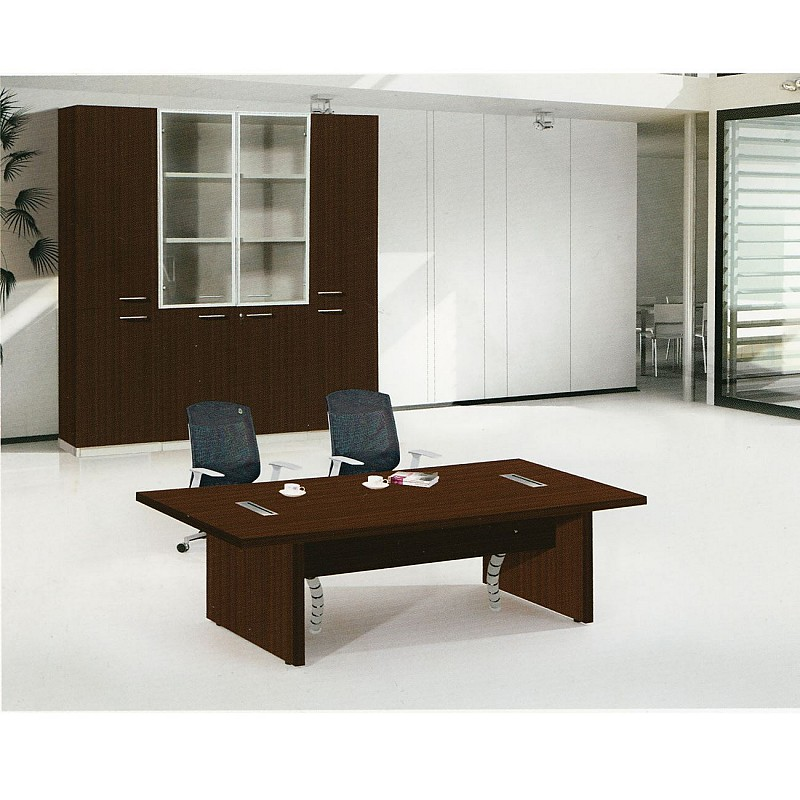 ALPINE τραπέζι συνεδρίου Σκ.Καρυδί